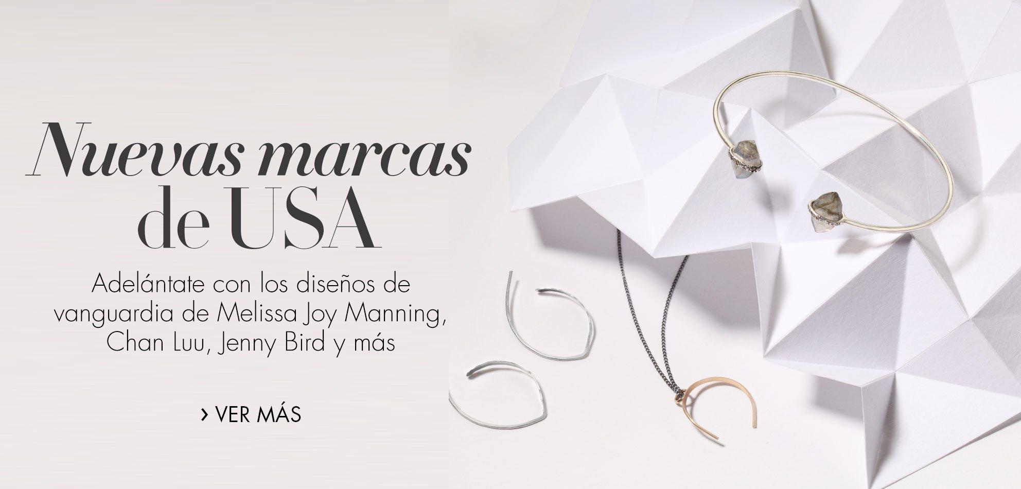 nuevas marcas de USA