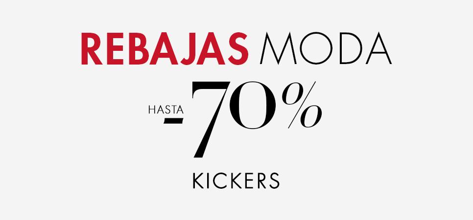 Kickers en Rebajas