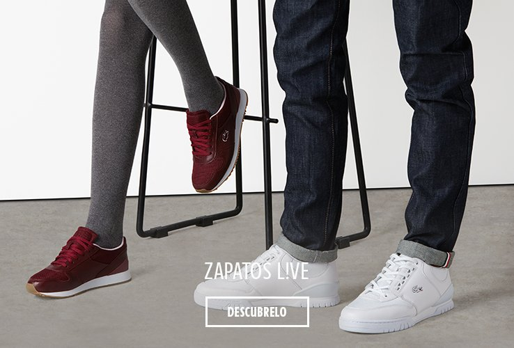 Zapatos de Lacoste