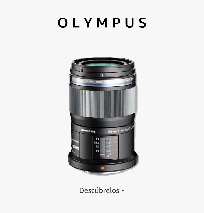 Olympus objetivos