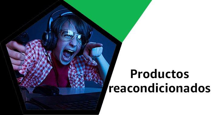 Productos reacondicionados Gaming
