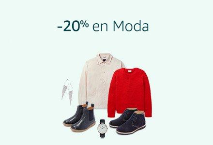 -20% en Moda