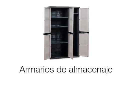 Armarios de almacenaje