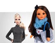 Muñecas fashion