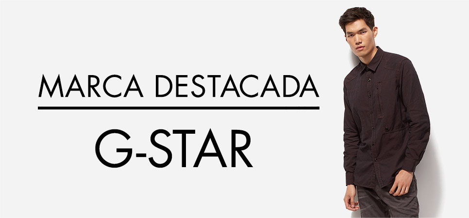 Marca destacada G-Star