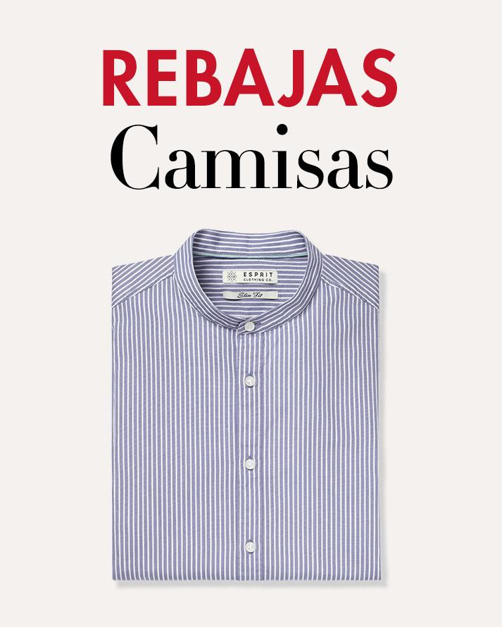Rebajas en Camisas
