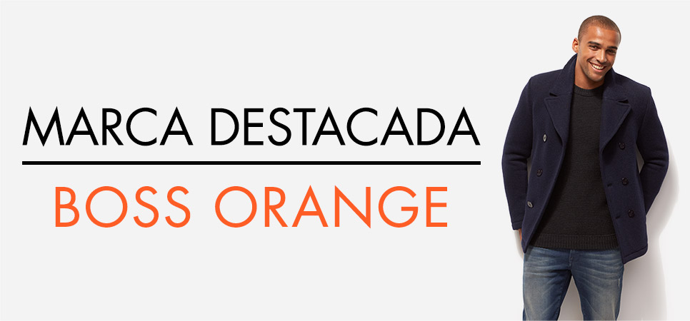 Brand Focus: Boss Orange