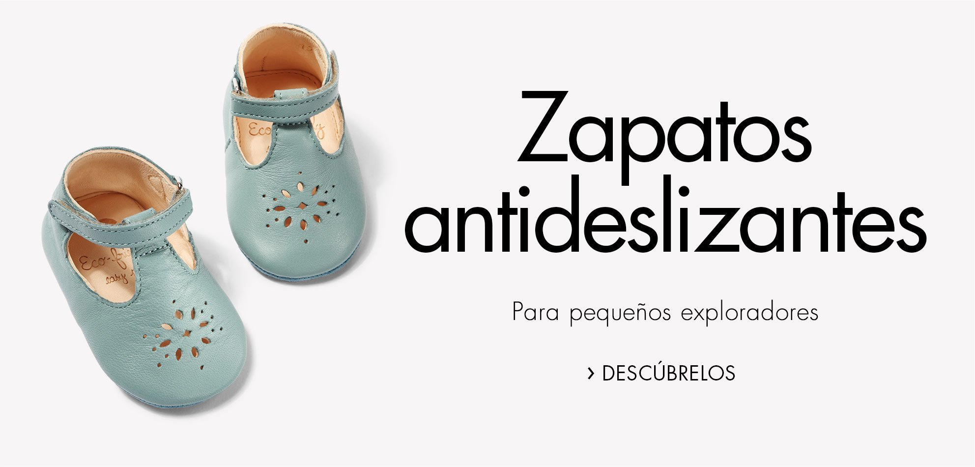 Zapatos anti deslizantes