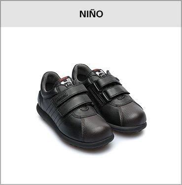 Amazon.es: camper hombre Negro: Zapatos y complementos