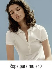 Lacoste Ropa para Mujer