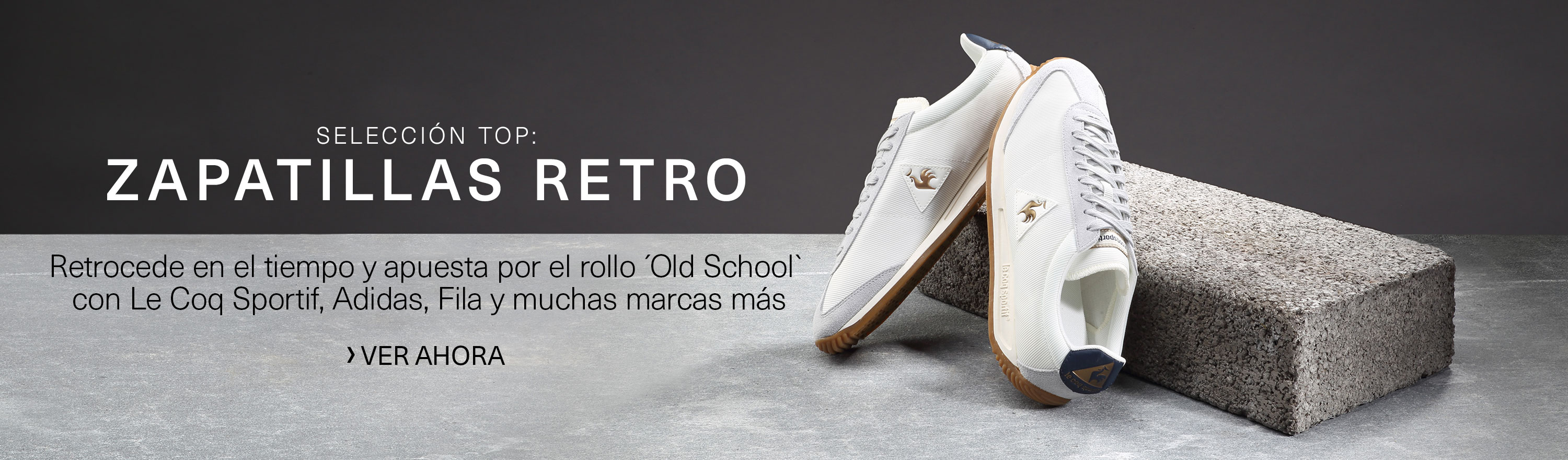 Zapatillas retro