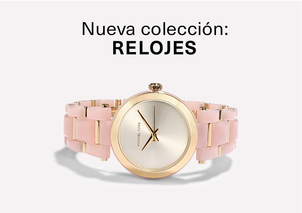 Nueva Colección: Relojes