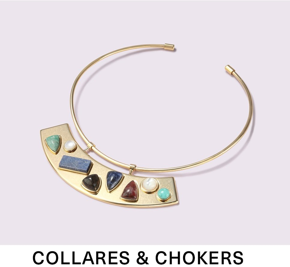 Collares & Chokers