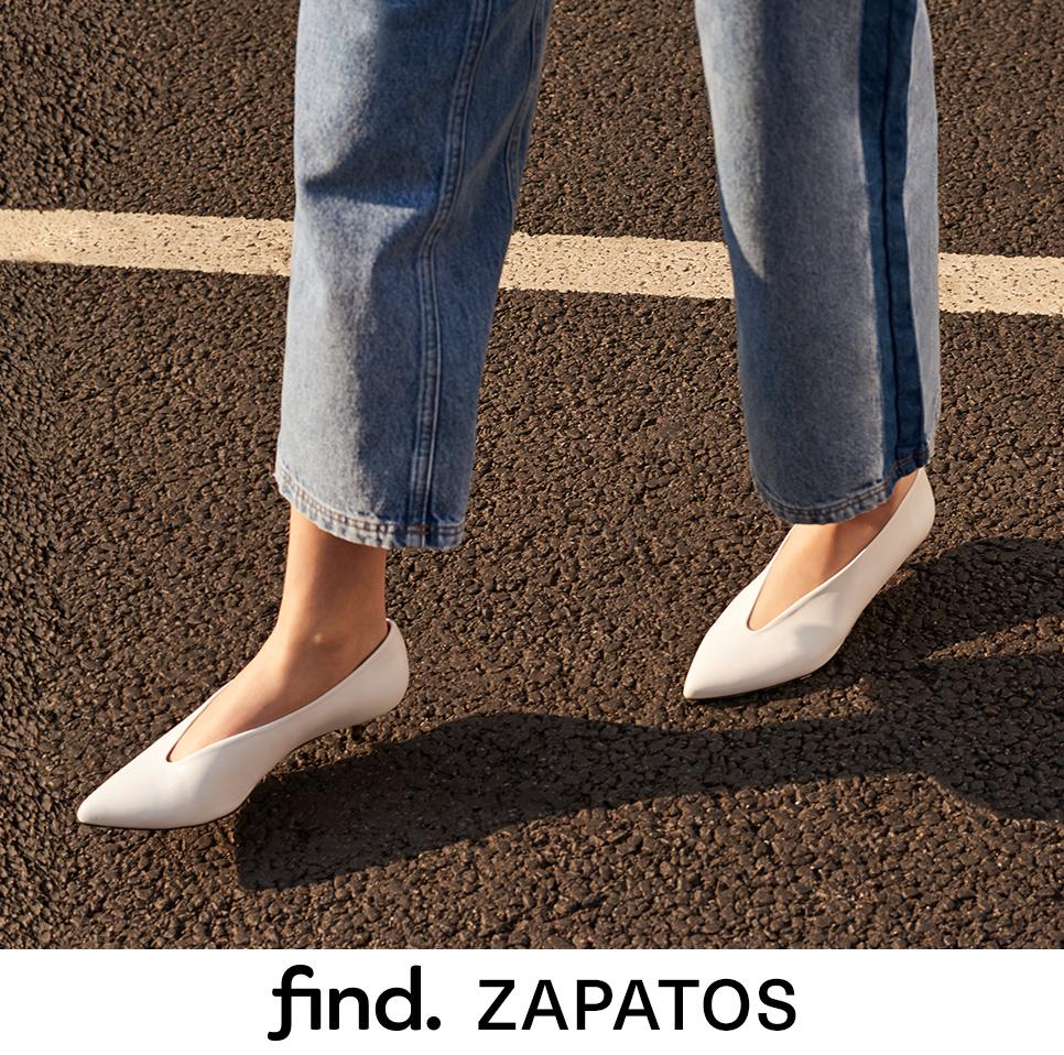 find. zapatos