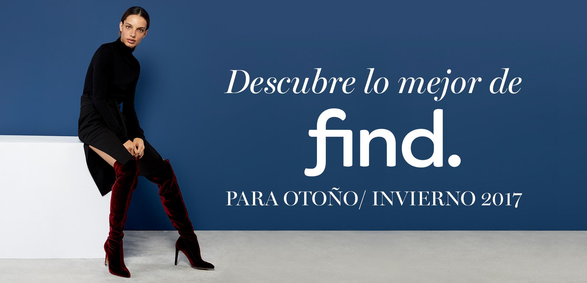 Lo mejor de find Otono/Invierno 17