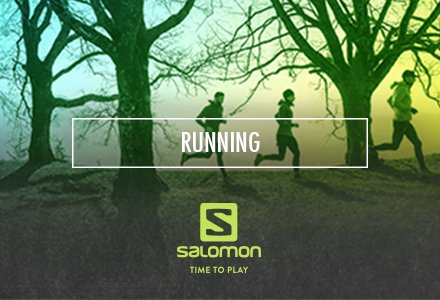 Salomon: Running