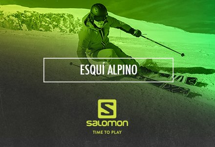 Salomon: Esquí Alpino