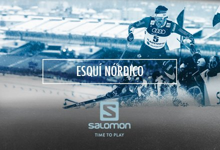 Salomon: Esquí Nórdico