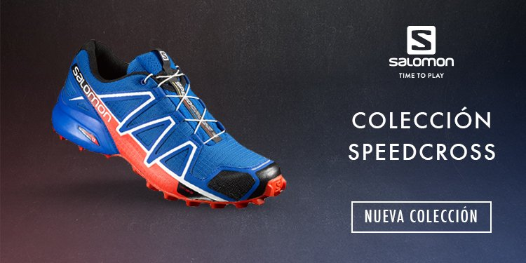 Salomon: Collección Speedcross