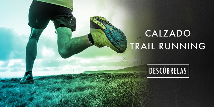 Salomon: Calzado Trail Running