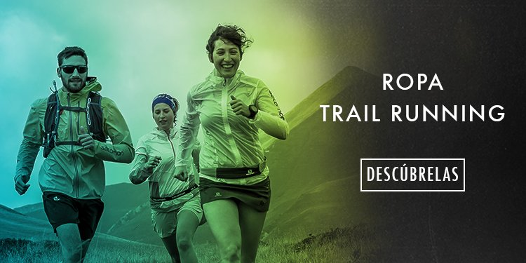 Salomon: Ropa Trail Running