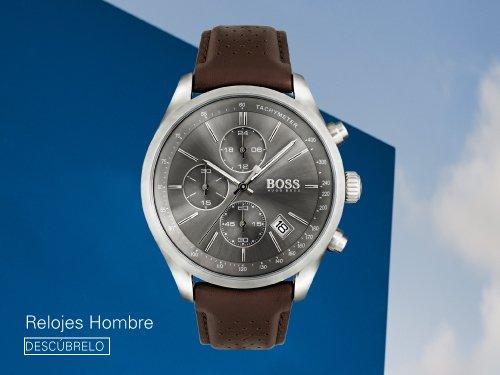 d0916e743 Amazon.es: Tienda Relojes Hugo Boss: Relojes