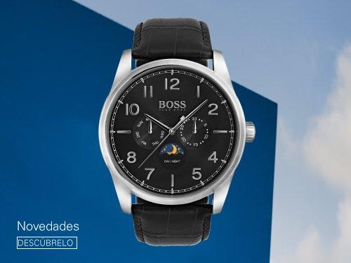Relojes Hugo Boss Novedades