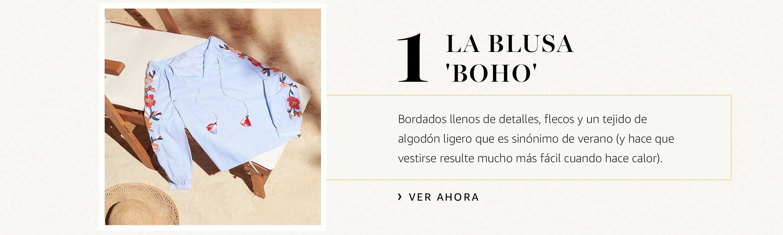 The Boho blouse
