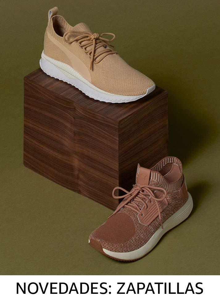 Novedades: zapatillas