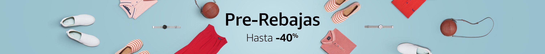 Pre-Rebajas: hasta -40%