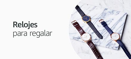 Relojes para regalar