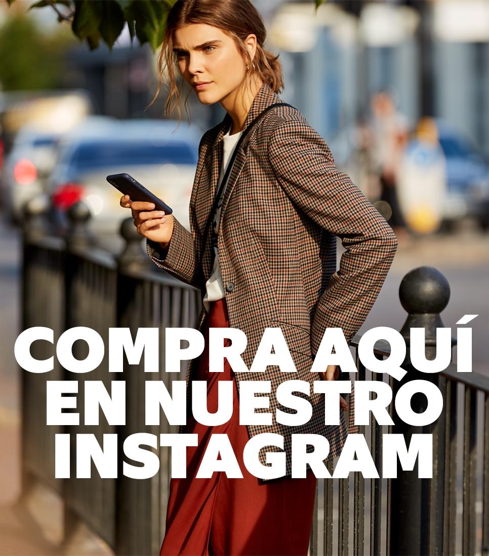 Compra aquí en nuestro instagram