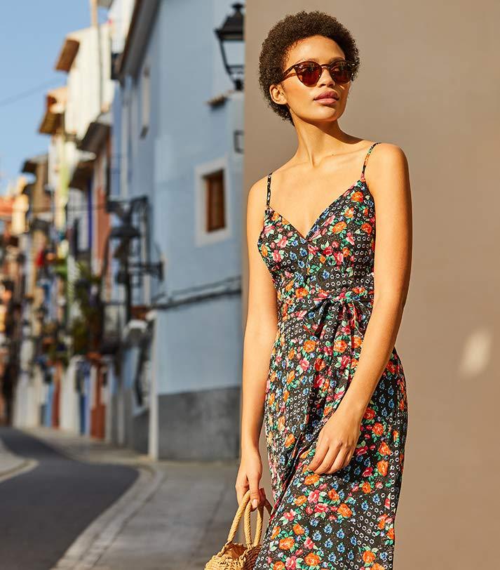 find. Vestido Mujer