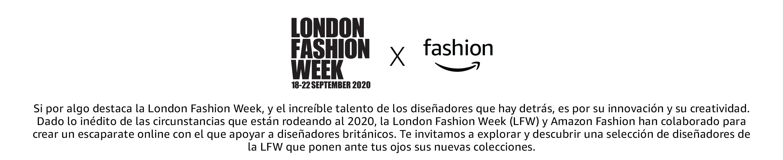 London Fashion Week x Amazon Fashion