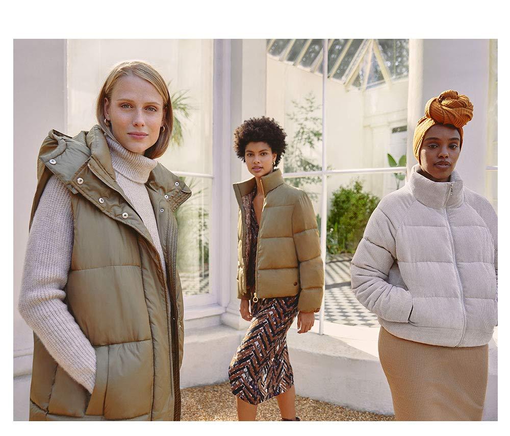 Operación moda: la chaqueta acolchada