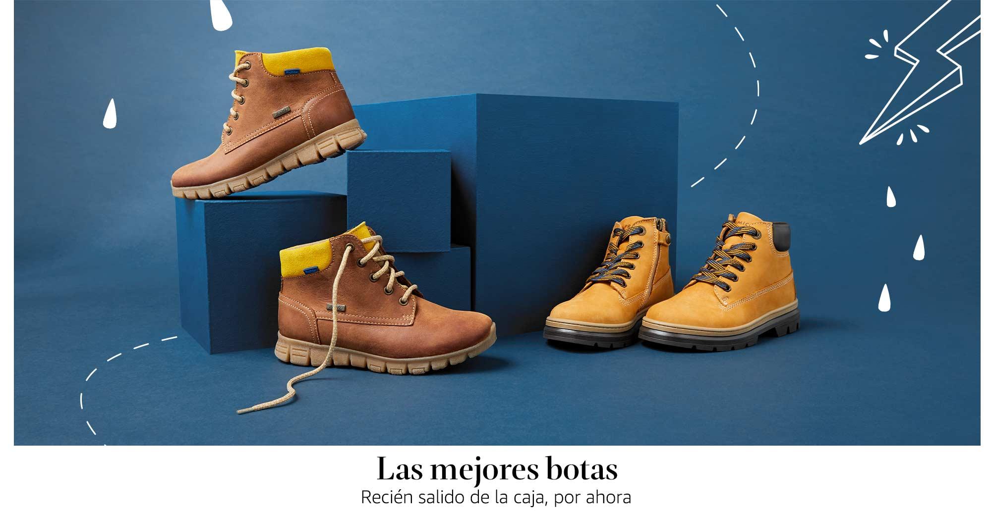 Las mejores botas