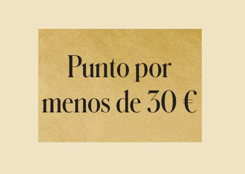 Punto por menos de 30€