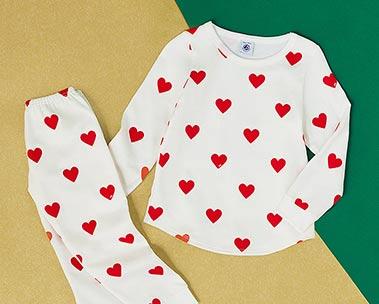 Pijamas de niña