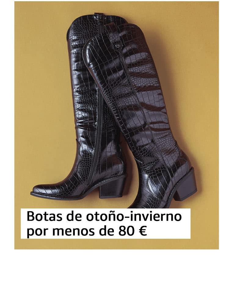 Botas de otoño-invierno por menos de 80€