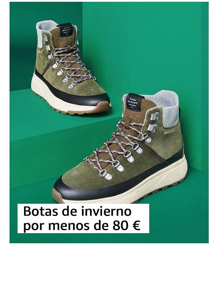 Botas de invierno por menos de 80 €