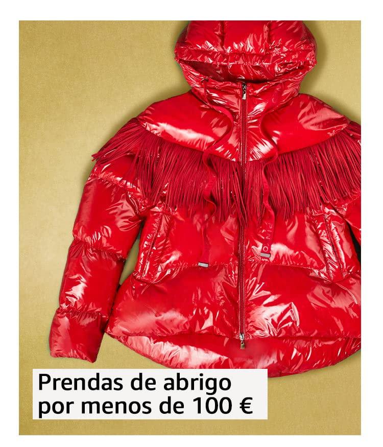 Prendas de abrigo por menos de 100€