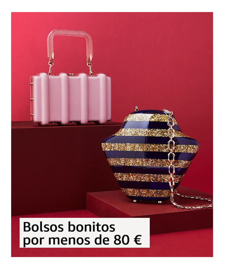 Bolsos bonitos por menos de 80€