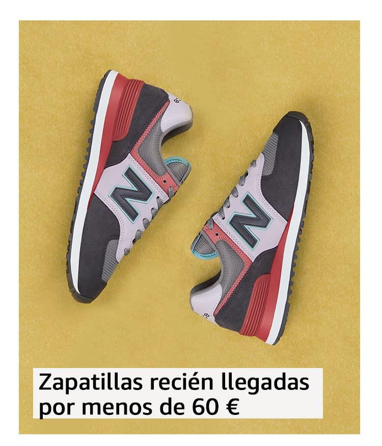 Zapatillas recién llegadas por menos de 60€