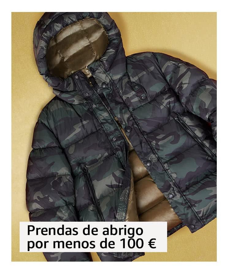 Prendas de abrigo por menos de 100 €
