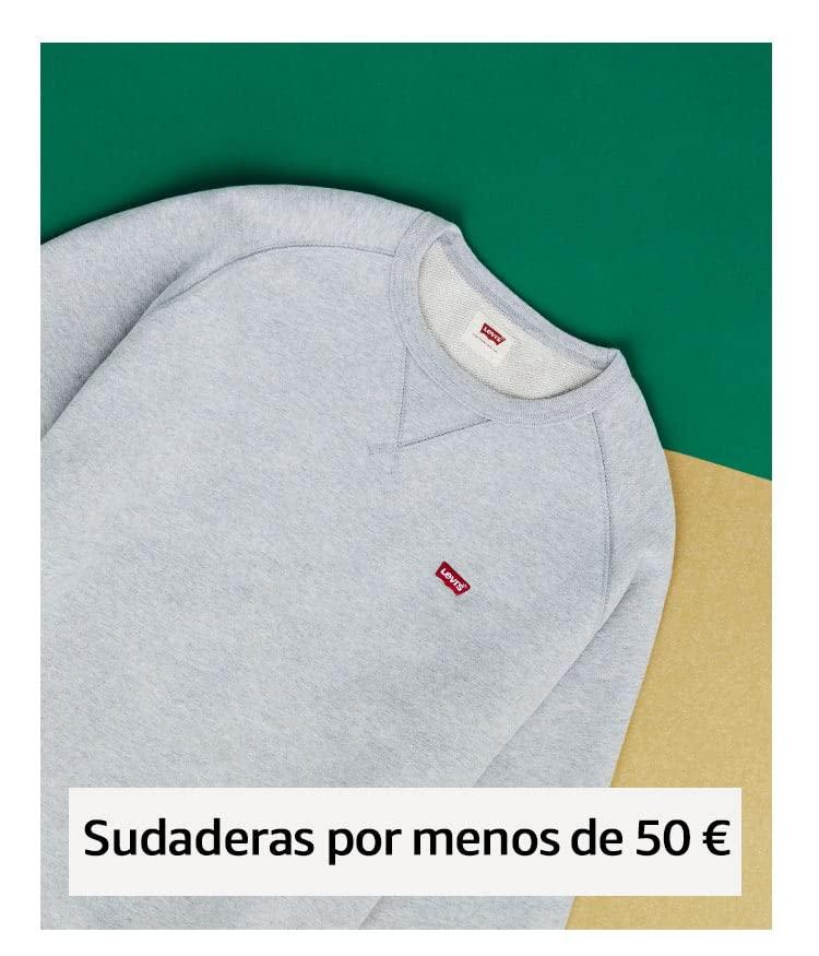 Sudaderas por menos de 50 €
