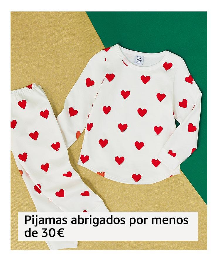 Pijamas abrigados por menos de 30 €