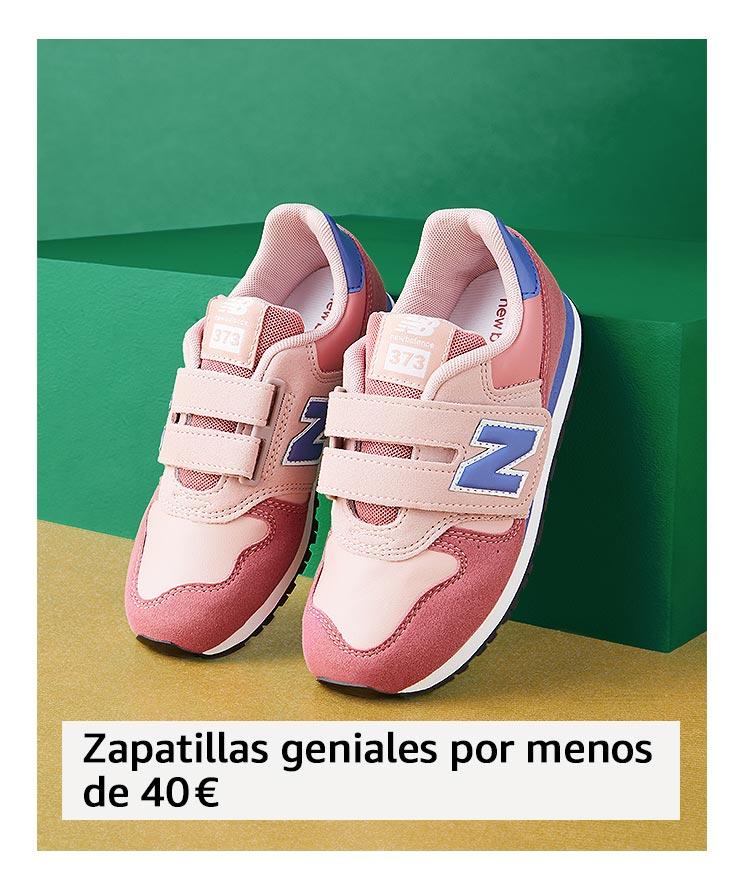 Zapatillas geniales por menos de 40 €