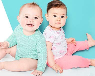 Ropa para bebés de Simple Joys by Carter's