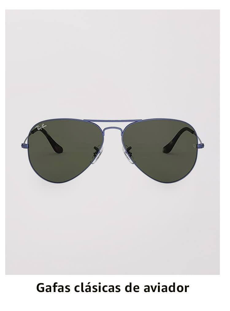 Gafas clásicas de aviador