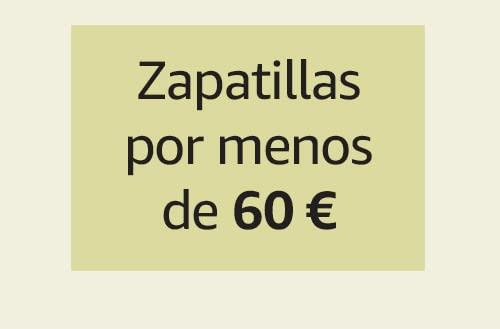 Zapatillas por menos de 60 €